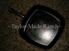 Cast Iron Cookware Will Last For Decades. Proper Care Is Easy, But There Are…