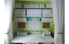 Describe your pincloset office
