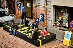 Journey for Architecture: public space design