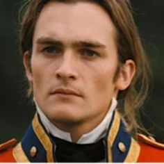 Rupert Friend really looks his best in period drama.    More lusciousness at www.myLusciousLife.com