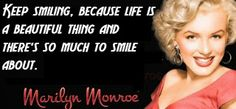 Marilyn Monroe Quotes about Beauty - Cute Instagram Quotes
