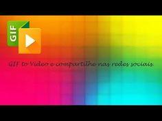 Aplicativo Gif to Vídeo Android #25
