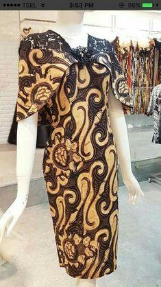 Dress batik Source by batik Batik Fashion, Ethnic Fashion, African Fashion, Womens Fashion, Lolita Fashion, Emo Fashion, Blouse Batik, Batik Dress, Batik Kebaya