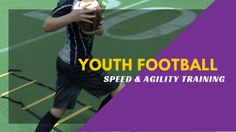 Youth Football Speed and Agility Training Drills are not difficult to incorporate into your practice plans if you eliminate certain drills. Youth Football Drills, Football Workouts, Sports Flags, Speed Drills, Agility Training, Ladder, Basement, Bullet, Jackson