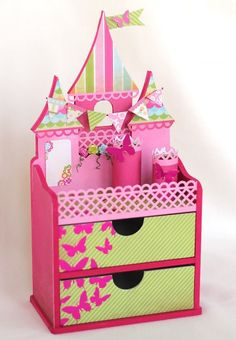 kaisercraft fairy jewellery drawers - Google Search