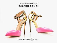 Scarpa con tacco Gianni Renzi Couture