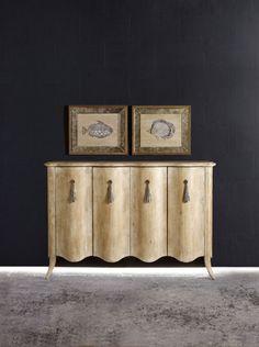 Hooker Furniture - Melange Draped Credenza - 638-85191