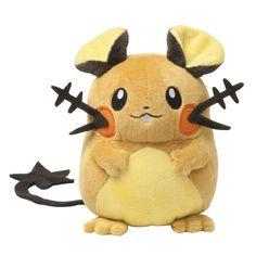 Pokemon Center Dedenne Plush Doll.Shopper bag With gifts From Japan #PokemonCenter