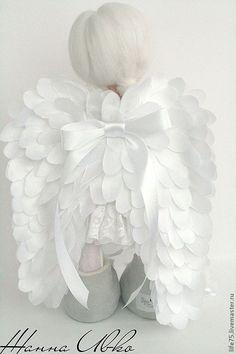 Handmade doll - Angel: