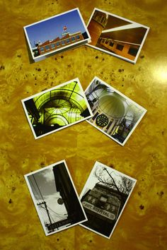 Greeting Cards  Melbourne Highlights by GenEngelhardt on Etsy