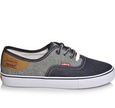 denim sneakers levis - Google Search
