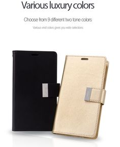 Goospery Rich Diary Double Wallet Case for LG G Pro 2