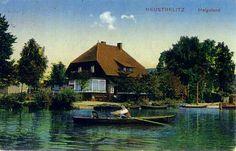 Insel - Gaststätte Helgoland in Neustrelitz (Mecklenburg)