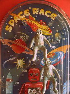 #Space #Race #astronaut #gemeloscosmonautas