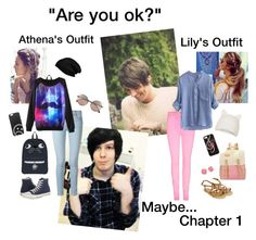 """""""Are you ok"""" by dr-hopepotterwho on Polyvore featuring Converse, Halogen, Accessorize, Trina Turk LA, Frame Denim, Topshop, Marc by Marc Jacobs and Linda Farrow"""