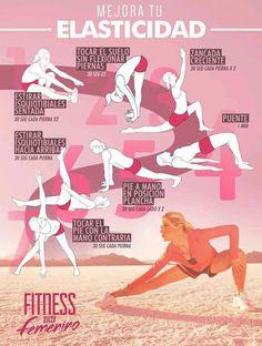 Mejora tu elasticidad
