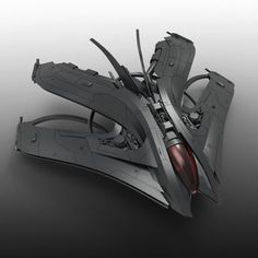ArtStation - 27 Days of Spaceships, Andrew Hodgson - voiture 2019 Spaceship Art, Spaceship Design, Science Fiction, Concept Ships, Concept Cars, Rpg Star Wars, Sci Fi Spaceships, Starship Concept, Accel World