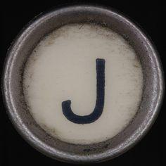 letter j...