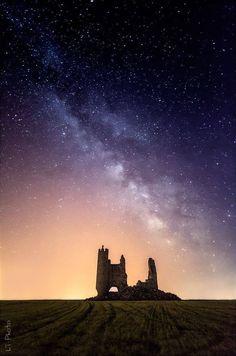 Night Castle, Toledo, Spain