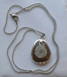 Silver plated aminite necklace £8.00 Silver Plate, Plating, Pendant Necklace, Jewellery, Jewels, Silverware Tray, Schmuck, Drop Necklace, Jewelry Shop