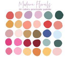 Hex Color Palette, Modern Color Palette, Modern Colors, Colour Schemes, Trendy Colors, Pantone Colour Palettes, Pantone Color, House Color Palettes, Ipad