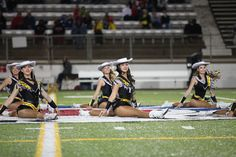 Apache Belles Splits in High Kick Routine Oct. Drill Team Pictures, Team Goals, Sarcastic Quotes, Just Dance, Cheerleading, Routine, Kicks, Sporty, Poses