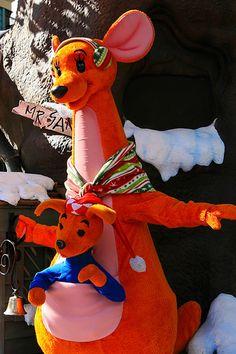 *KANGA & ROO ~ at Disney Character Central