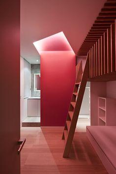 Apartment W / Régis Botta