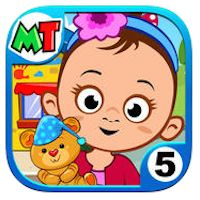 My Town : Daycare. Deze leuke app is tijdelijk gratis! Cool Hamster Cages, Mt 5, Create Your Own World, Video Games For Kids, My Town, Cartoon Pics, Mobile Application, Best Games, Four Seasons