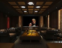 Cigar Room on Behance Cigar Lounge Decor, Cigar Lounge Man Cave, Bar Lounge, Gentlemans Lounge, Man Cave Homes, Small Media Rooms, Parlor Room, Man Cave Room, Media Room Design