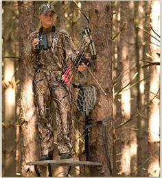 Prios hunting gear for women, my daughters friends would love this site.