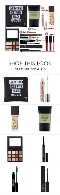 """My Makeup Bag"" by juliehalloran ❤ liked on Polyvore featuring beauty, Eyeko, Urban Decay, NARS Cosmetics, Smashbox, Christian Dior, Lord & Berry, Manna Kadar Cosmetics, contestentry and PVStyleInsiderContest"
