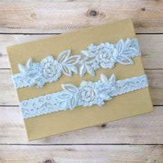 Light Blue Embroidery Flower Lace Wedding Garter Set, Light Blue Garter Set, Toss Garter , Keepsake Garter,Something Blue / GT-34A by lovelikestyle on Etsy https://www.etsy.com/listing/245002182/light-blue-embroidery-flower-lace