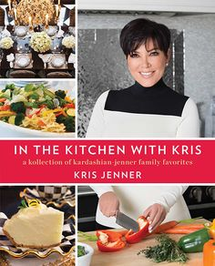 IN THE KITCHEN WITH KRIS: A Kollection of Kardashian-Jenner Family Favorites -- From America's favorite momager comes a new cookbook and entertainment guide filled with Kris Jenner's very own insightful tips and favorite recipes. Kardashian Kollection, Kardashian Jenner, Kardashian Photos, Kendall Jenner Instagram, Jenner Family, Kardashian Family, Kardashian Style, Guacamole Recipe, Guacamole Dip