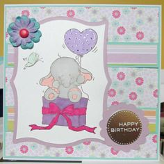 Handmade Children's birthday cards