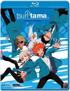 tsuritama Blu-ray Complete Collection (Hyb)