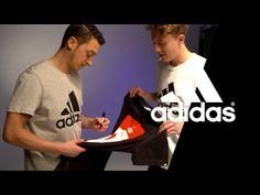 Gamedayplus -- Messi, Özil, Müller & Gerrard -- Episode 10 -- adidas Football - YouTube