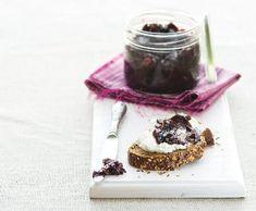 Cibulová marmeláda | Recepty Albert Quiche, Panna Cotta, Food And Drink, Pudding, Meat, Ethnic Recipes, Desserts, Lemon, Tailgate Desserts