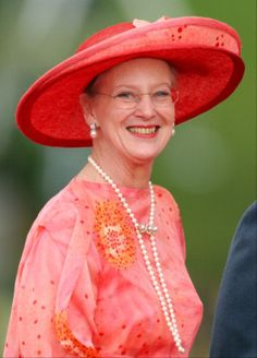 Queen Margrethe, May 22, 2004 | Royal Hats