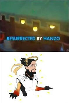 When Hanzo becomes useful for once. Overwatch Hanzo, Overwatch Memes, Overwatch Fan Art, Tf2 Meme, Overwatch Funny Comic, Overwatch Wallpapers, Art Memes, Gaming Memes, Stupid Memes