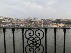 Douro's riverfront.