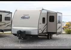 Check out our 2014 Forest River Freedom Express for some great camping! Travel Trailers For Sale, Rv For Sale, Forest River, Motorhome, Us Travel, Recreational Vehicles, Freedom, Florida, Camping