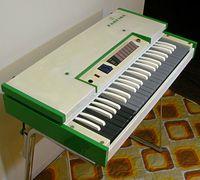 Farfisa Organ FAST3