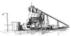 concrete sketch 3