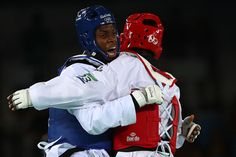 This interview with taekwondo fighter Lutalo Muhammad is the most painful thing you will see at the Olympics