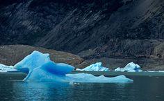 Glaciar Perito Moreno, considerado la octava maravilla del mundo. ~ Galería Fotográfica de Argentina