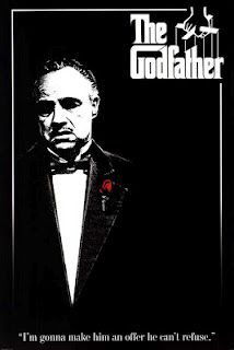 The Godfather Movie : OMG the best ever to watch over and over again.