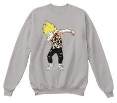 Super Saiyan Vegeta Dab Dance Sweatshirt Shirt - TS00235SW