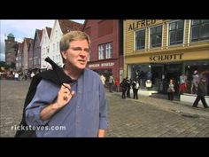 Bergen, Norway: Salty Harbor Town #video