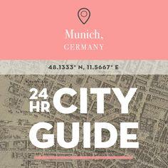 24 Hours in Munich, Germany   Design*Sponge   Bloglovin'
